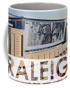 Raleigh At The Shimmer Tree Coffee Mug