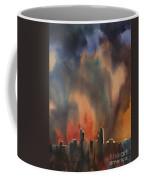 Raleigh Thunderstorm Coffee Mug
