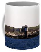Ram Island Lighthouse In Maine Coffee Mug