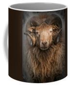 Ram Portrait Coffee Mug