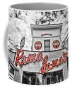 Rama Jama's Coffee Mug by Scott Pellegrin
