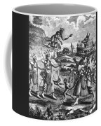 Rama, Seventh Avatar Of Vishnu Coffee Mug