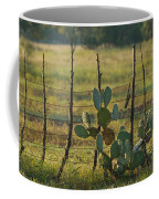 Ranch Cactus Coffee Mug