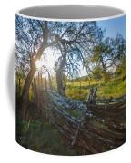 Ranch Fence Coffee Mug