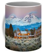 Ranch House And Sisters Coffee Mug