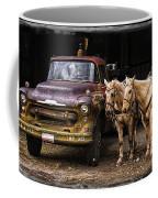 Ranch Transportation Coffee Mug