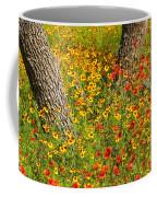 Ranch Wildflowers And Trees 2am-110522 Coffee Mug