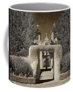 Ranchos Gate On Rice Paper Coffee Mug