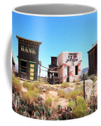 Random View In Utah Coffee Mug