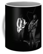 Randy And C.f. Rockin Out In Spokane In 1976 Coffee Mug