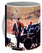 Randy And Ed And The White Elephant Coffee Mug