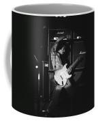 Randy Hansen Playing For Jimi 1978 Coffee Mug