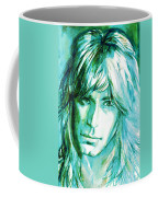 Randy Rhoads Portrait Coffee Mug