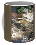 Rapids Of The Swift River Kancamagus Hwy View White Mountains Nh Coffee Mug