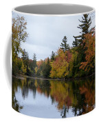 Raquette River Reflections Coffee Mug