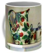 Raspberry Pitcher Coffee Mug