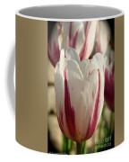 Raspberry Vanilla Tulip Coffee Mug