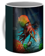 Rasta Squid Coffee Mug