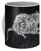 Rat - Oil Portrait Coffee Mug
