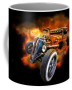 Rat Rod Explosion Coffee Mug