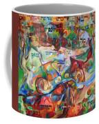 Rava Explicated Coffee Mug