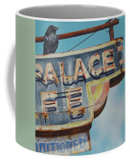 Raven And Palace Coffee Mug