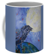 Raven Speak Coffee Mug