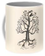 Raven's Magic Oak Coffee Mug