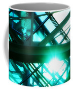 Rays And Beams Coffee Mug