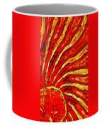 Rays Of Life Coffee Mug