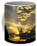 Rays Of Sunlight Coffee Mug