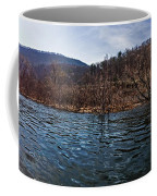 The Dam At Raystown Lake Coffee Mug
