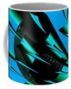 Razor Sharp Coffee Mug