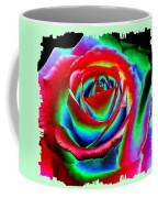 Razzle Dazzle Rose Coffee Mug