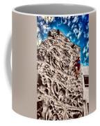Reaching A Climbmax Coffee Mug