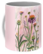 Reaching Flowers Coffee Mug