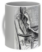 Reaching Out Coffee Mug