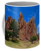 Reaching To Heaven Coffee Mug