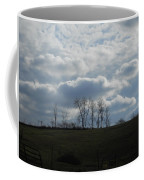 Reaching To The Clouds Coffee Mug