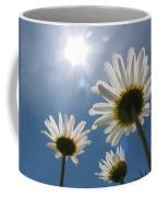 Reaching Up To Sol Coffee Mug