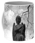 Reading Angel Coffee Mug by Jennifer Ancker