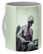 Reading Angel Coffee Mug