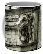 Reading Lion Coffee Mug