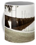 Cumberland Valley Railroad Bridge Coffee Mug