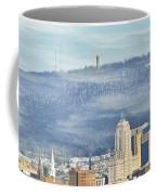 Reading Skyline Coffee Mug