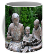 Reading The Story Coffee Mug