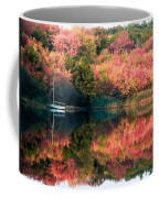 Ready To Sail In The Fall Colors Coffee Mug