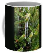 Real Christmas Icicles Coffee Mug