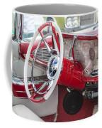 Really Red 1959 Lincoln Interior Coffee Mug