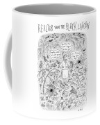 'realtor From The Black Lagoon' Coffee Mug